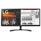 【Amazon.co.jp限定】LG モニター ディスプレイ 34UM59-P 34インチ/21:9 ウルトラワイド/IPS非光沢/HDMI×2