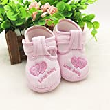 Amazon.co.jpCandykids ベビーシューズ 女の子 ファーストシューズ 出産祝い 出産お祝いプレゼントにも ベビーシューズ ファーストシューズ ストラップ (内寸11cm, ピンク)