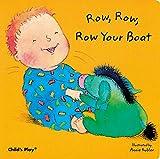 Row, Row, Row Your Boat (Baby Boardbooks) 画像