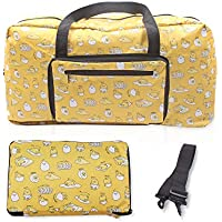 Finex Cartoon Characters Foldable Easy-to-Carry Travel Bag with Adjustable Strap