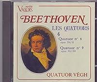 Beethoven;the Quartets V4