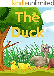 The Duck: Book for kids, Fable Of  The Duck, tales to help children fall asleep fast. Animal Short Stories, By Picture Book For Kids 2-6 Ages (English Edition)