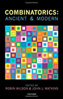 Combinatorics: Ancient & Modern by Unknown(2013-08-24)