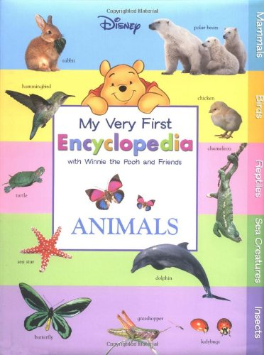 My Very First Encyclopedia with Winnie the Pooh and Friends: Animalsの詳細を見る