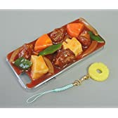 日本職人が作る 食品サンプル iPhone6ケース 酢豚 IP-611