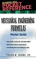 Mechanical Engineering Formulas Pocket Guide (McGraw-Hill Pocket Reference)【洋書】 [並行輸入品]