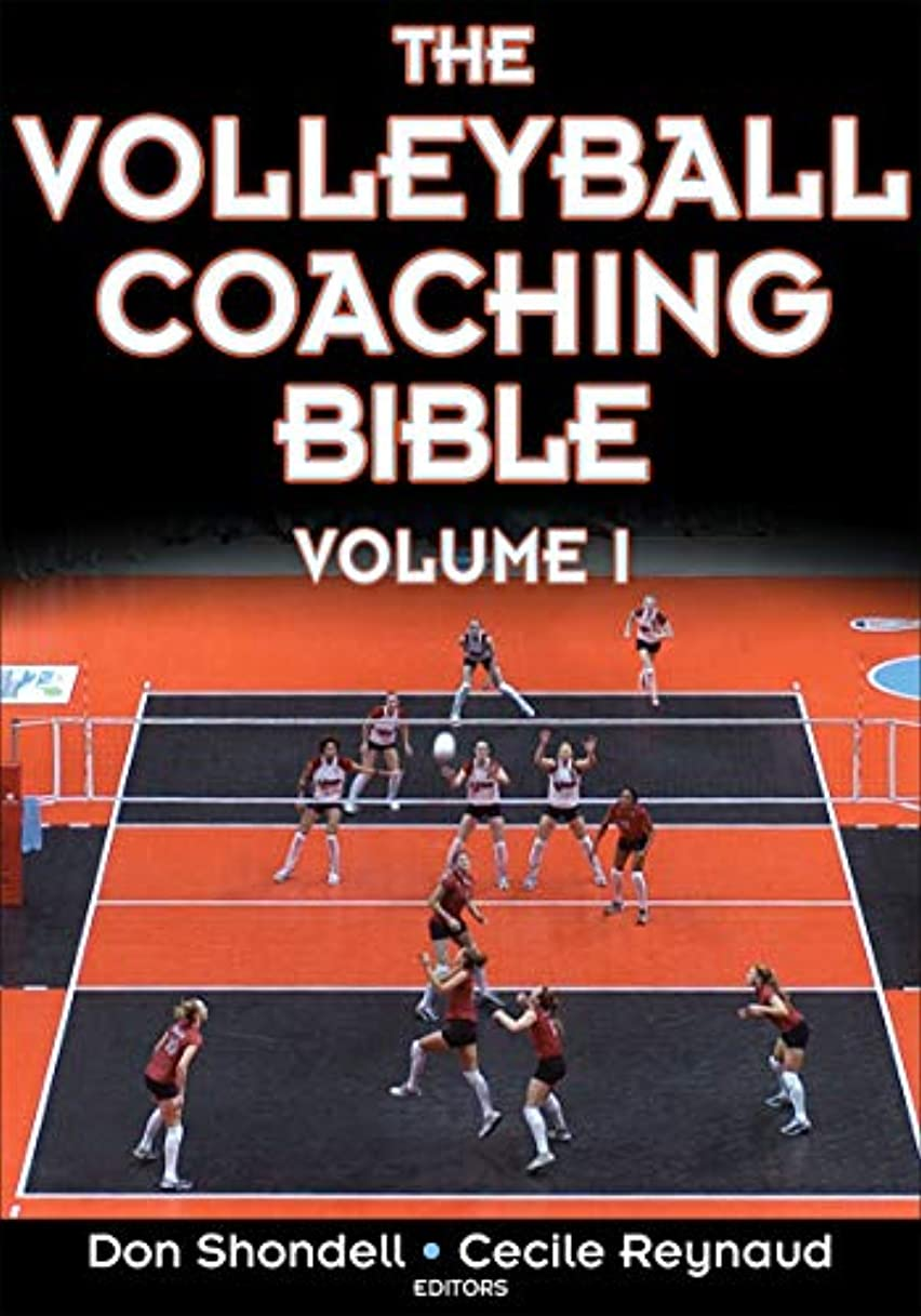 メイト病んでいる書店The Volleyball Coaching Bible (The Coaching Bible Series)