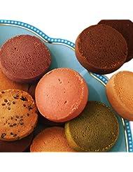 【ダイエット 1食分の個包装】 豆乳おからマンナンファイバークッキー TOKYO STYLE「洋菓子店 のテイスト」 18食 (6種×3袋)