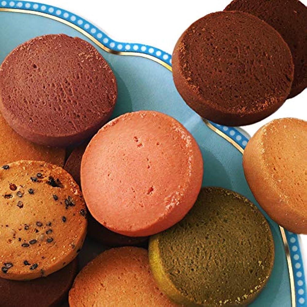 対話完全に乾くつかの間【ダイエット 1食分の個包装】 豆乳おからマンナンファイバークッキー TOKYO STYLE「洋菓子店 のテイスト」 18食 (6種×3袋)