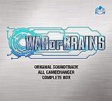 TAKARA TOMY 「WAR OF BRAINS・オリジナルサウンドトラック」 ALL GAME CHANGER ・COMPLETE BOX ビーイング