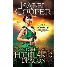 Night of the Highland Dragon (Highland Dragons Book 3)