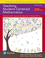 Teaching Student-Centered Mathematics: Developmentally Appropriate Instruction for Grades Pre-K-2 (Volume I), with Enhanced Pearson eText --Access Card Package (3rd Edition) (Teaching Student-Centered Mathematics Series)