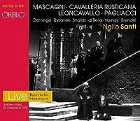 Cavalleria Rusticana Pagliacci by Mascagni (2012-10-30)