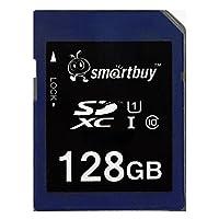 Smart Buy SD XCクラス10メモリカードSDXC c10Ultra u1uhs-i HD Fast Speed forカメラ 128GB (1-Pack) SDXC