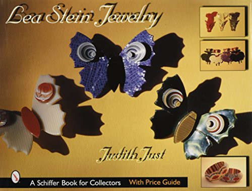 Lea Stein Jewelry (Schiffer Book for Collectors)