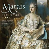 Marais: Pieces de Viole, Book V by Belder (2014-03-04)