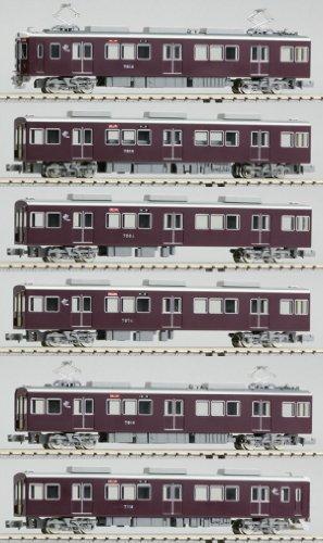 Nゲージ 4089 阪急7000/7300系 6輌編成基本セット (塗装済完成品)