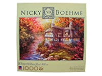 Nicky Boehme 1000ピースジグソーパズル: There 's no place like home