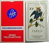 MASENGHINI CUCCU' N.21 ククカード イタリア地方トランプ