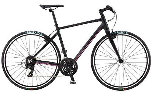 BIANCHI(ビアンキ) クロスバイク ROMA4(ローマ4) 2017モデル(マットブラック/ピンク) 43サイズ