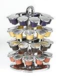 Nespresso ネスプレッソ専用カプセルホルダー 40個収納可能(カプセル別売り)並行輸入品