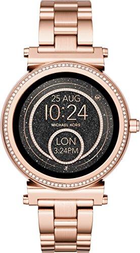 [マイケル・コース]MICHAEL KORS 腕時計 SOFIE タッチスクリーンスマートウォッチ MKT5022 レディース 【正規輸入品】
