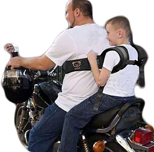 オートバイ 子供用 シートベルト サスペンダー セーフティー...