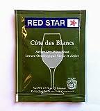 RED STAR Cote des Blancs. コート・デ・ブ�