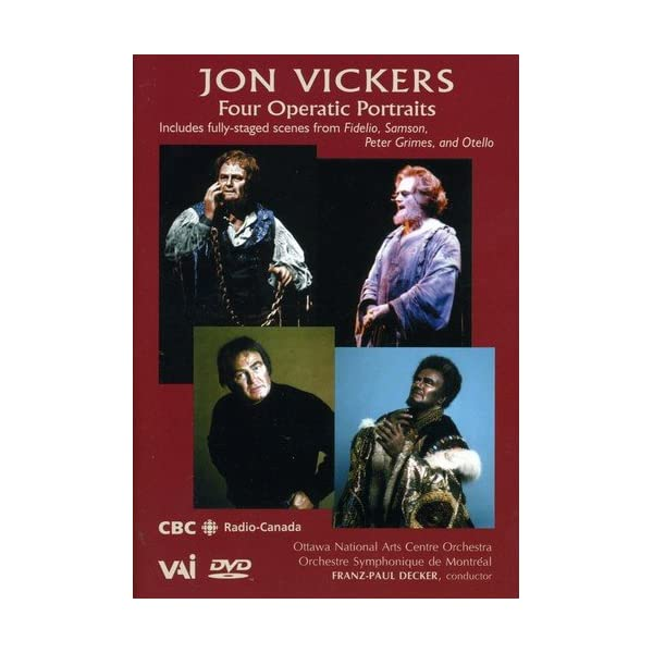 4 Operatic Portraits [DV...の商品画像