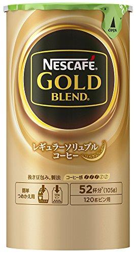 ネスレ NESCAFE (ネスカフェ) ゴールドブレンド エコ&システムパック 105g B074MWTKTR 1枚目