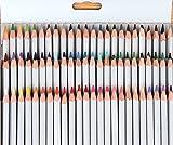 マルコ MARCO 油性色鉛筆 72色 軽量・コンパクト 持運び簡単! 箱入 I01-06