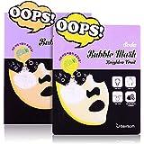 ベリソム[Berrisom] ソーダバブルマスクブライトニングフルーツ18mlx5P / Soda Bubble Mask Brighten Fruit