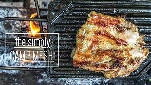 簡単キャンプ飯レシピ【the simply CAMP MESHI】 (Hyper Camp Creators パブリッシャー)