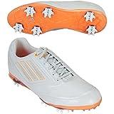 アディダス(adidas GOLF) ウィメンズ アディゼロ(adizero) ツアー 2 ゴルフスパイク ホワイト/ホワイト/ソーラーブルー Q46680