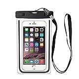 防水ケース スマホ 防水携帯ケース 最高級のIPX8獲得 防水ケース iphone 全ての スマホ スマートフォン6インチ以下サイズなどを対応できる