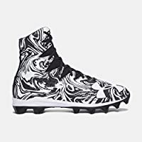 [アンダーアーマー] UNDER ARMOUR メンズ UA Highlight Lux Rubber Molded Football Cleats カジュアル 13(31cm) [並行輸入品]