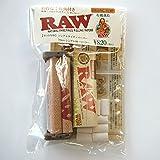 Amazon.co.jpRAW ロー手巻きオーガニック スターターセット/シャグ/喫煙具