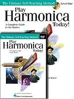 Play Harmonica Today Beginner's Pack: Level 1 (Beginner's Packs)