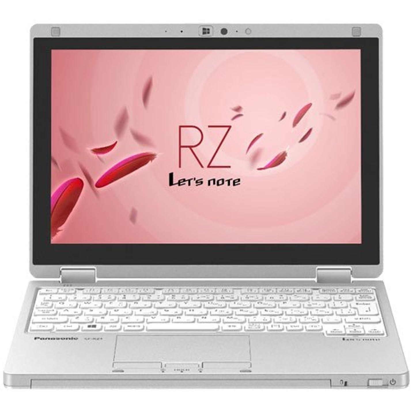 壁うんざり丈夫CF-RZ4GD2NS [Let's note RZ4 法人モデル(M5/SSD/8.1/電L)] ビジネスPC