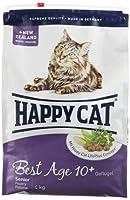 HAPPY CAT スプリーム【ベストエイジ10+】シニア用ドライフード 全猫種 (4kg)