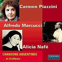 アルゼンチンの歌 (Chansons Argentines)