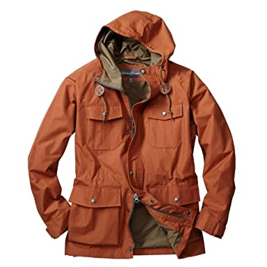 StormRepel Heavy Duty Mountain Parka 019068: Terra Cotta
