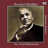 ブラームス : ヴァイオリン協奏曲 | 交響曲 第2番 (Johannes Brahms / Bruno Walter | New York Philharmonic) [CD] [日本語帯・解説付]