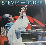 I Just Called To Say I Love You - Stevie Wonder 12""