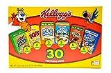 Costco コストコ Kellogg's【ケロッグ 6種類のシリアルが揃ったバラエティパック 30箱】【並行輸入商品】