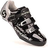 自転車 ロード スポーツ シューズ SD001-RD