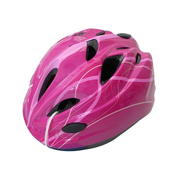 自転車 ヘルメット ジュニア スタンダードモデル...の商品画像