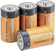 Amazonベーシック 乾電池 単6形 アルカリ 4個セット