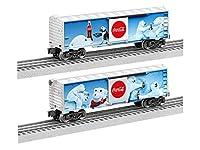 Lionel 684615 Coca-Cola Vintage Polar Bears Boxcar [並行輸入品]