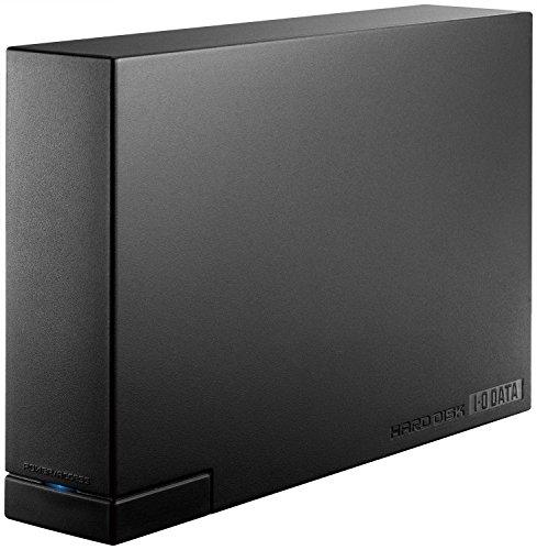 I-O DATA HDD 外付けハードディスク 2TB USB3.0/テレビ録画/パソコン/家電対応 日本製 HDC-LA2.0